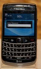 Blackberry Bold 9700 Black AT&T Smartphone free shipping B11