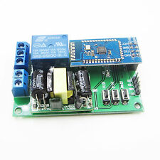 5V Dc 1-Channel Bluetooth Control Relay Module Serial Port Interface Ttl
