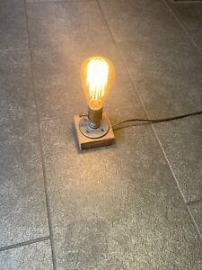Vintage Bulb Lamp X 2