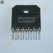 1 x LM3886TF  NS Multiwatt-11 1pcs