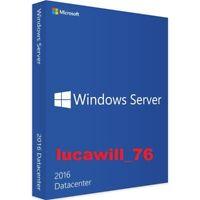 Windows Server 2016 Datacenter 64-bit Genuine License Key and Download