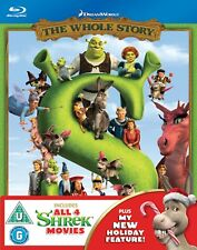 Shrek/Shrek 2/Shrek the Third/Shrek: Forever After - The Final... (Box Set) [B