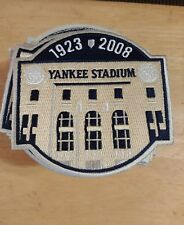 New York Yankees Yankee Stadium 1923-2008 Patch