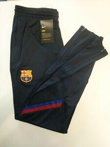 "Nike FC Barcelona Pants Mens SIZE M Ref. CN1401"""