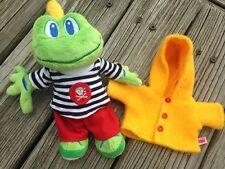 Kleidung für Signal Frog 20cm Teddy Bär Beast Frosch  Shirt + Hose + Jacke NEU
