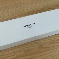 Apple Watch Series 3 38mm Space Gray Aluminium Black Sport (GPS)