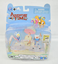Adventure Time Collector's Pack Finn Fionna SSCC San Diego 2012 Action Figures