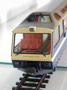 Lemaco MOB Superpanoramic Coaches Ars115 Ast116-117 + Panoramic Exp BDe 4/4 3004
