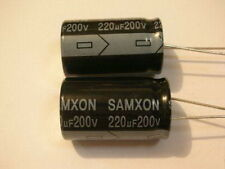4,200V 220UF Radial Electrolytic Capacitor 18X30 NEW