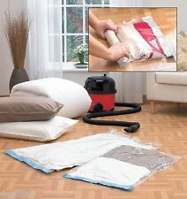 3 Thick Strong Heavy Duty Roll Up Suitcase Caravan Vacuum Storage Bag 105x70cm