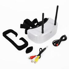 DHL FPV Schutzbrille 5.8G 5.8G 48Ch + 1000mAh Batterie Videobrille/Video Goggles