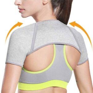 Shoulder Support Brace Strap Joint Sport Gym Compression Bandage Wrap