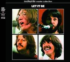 THE BEATLES / LET IT BE [1CD+1DVD] AUDIOPHILE MASTER COLLECTION vol.13 *F/S