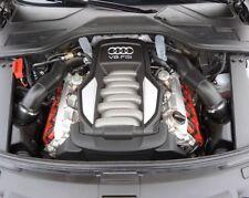 Audi A8 D4 4H0 4.2FSI Motor CDR 371PS CDRA Engine Moteur 12 Monate Garantie