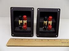 Polk Audio RTi6 Biampapble Speaker Crossover Terminal Plate Pair