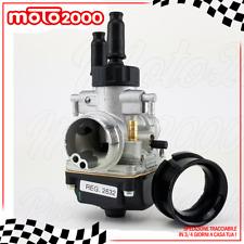 02632 carburatore Dellorto PHBG 21 DS aria manuale BSV AX 50 con Miscelatore