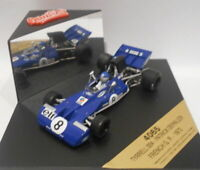 Quartzo 1/43 Scale - 4065 TYRRELL 004 DEPAILLER FRENCH GP 1972