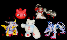 Bandai DIGIMON figure COLLECTIVE VER4.0 gashapon (full set of 5 figures)