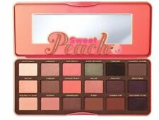 Too Faced Sweet Peach 18 Shade Eye Shadow Make Up Palette UK Stock