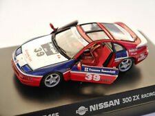 Nissan 300 ZX Coupe Ramacciotti #39 Rennwagen racing car, Detail Cars 1:43 boxed