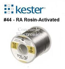 """Kester Solder 24-6337-0027: Sn63Pb37 .031"""" #44-Rosin 66 .031  1lb. FREE SHIPPING"""