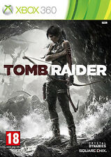 Tomb Raider ~ XBox 360 (in Great Condition)