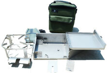 OHO 3S Stove Case for Optimus 111 - with bag - Stainless Steel