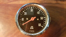 VDO rev counter 8/69 vw beetle bay split EMPI Rare 60s volkswagen
