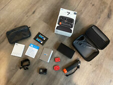 GoPro HERO7 Action Camera - Black BUNDLE MINT 🤩🚀🤩🚀💡🚀🤩💡🤩🚀