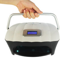 Powerful 54W Rechargeable UV Nail Dryer LED Nail Lamp for Fingernails Toenails