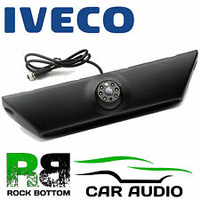 IVECO DAILY VAN 2011-14 Brake Light & CCD Night Vision Rear View Camera CAM-IV1