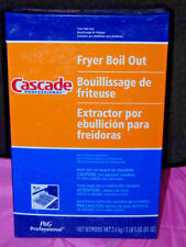Cascade Professional FRYER BOIL OUT (85 oz) WITH PHOSPHATES (#S4803)