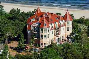 Luxus Ostsee Wellness Urlaub Meerblick Strandhotel Schwimmbad Sauna 6 Tage Reise