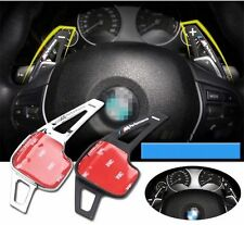 2PCS M Performance Alloy Paddle Shift Extension For BMW 1/3/5/7 series X5 i3 GT