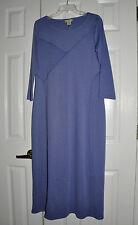 Women's TravelSmith Cornflower Blue Knit Dress - Size Large