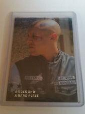 Sons of Anarchy Season 6 & 7 Silver Foil Card - #37 Juice 15/100
