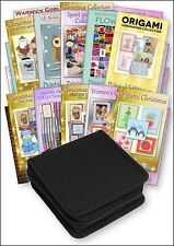 31 Printable Heaven Cardmaking DVD Collection - including Origami Shirts & Xmas