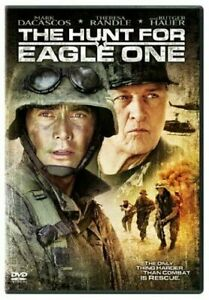 Hunt for Eagle One DVD Rutger Hauer Mark Dacascos Movie War Action 2006