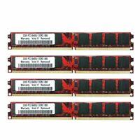 Für KingBox 4x 2 GB 2Rx8 DDR2 800 MHz PC2-6400 240PIN Desktop Intel&AMD Speicher