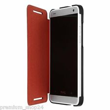 ORIGINAL HTC ONE M4 Mini HC V851 book case phone case Book COVER 99H11218 black