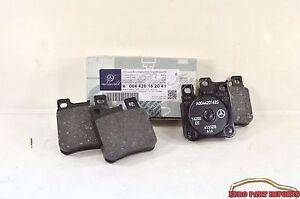 Mercedes benz REAR BRAKE PADS Germany Genuine OE A0034204920