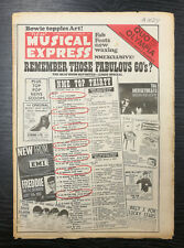 NME: The Ramones, Bob Dylan, Fruupp, Art Blakey, Tanya Tucker, 8th Nov 1975