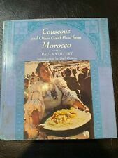 Couscous and Other Good Food from Morocco - Hardcover By Paula Wolfert - GOOD