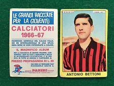 CALCIATORI 1966/67 66/1967 FOGGIA Antonio BETTONI Figurina Sticker Panini (NEW)