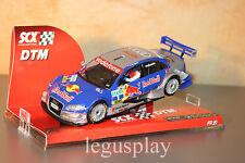 "Slot SCX Scalextric 62630 Audi A4 DTM Red Bull ""Ekstrom"" Nº1  New"