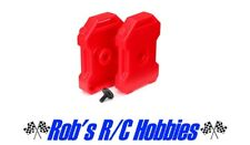 Traxxas TRX-4 8022 Fuel canisters (red) (2)/ 3x8 FCS (1)