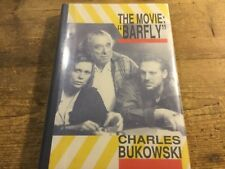 Charles Bukowski BARFLY  Book Limited Numbered Signed Authenticated!