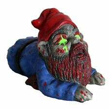Halloween Horror Zombie Crawler Garden Gnome Home Outdoor Lawn Patio Yard Decor