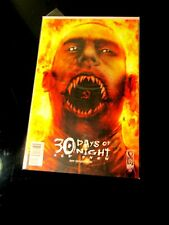 30 Days of Night Red Snow (IDW) #3A 2007 BAGGED BOARDED~