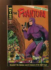 THE PHANTOM #18 (8.0) SKULL CAVE!! 1966
